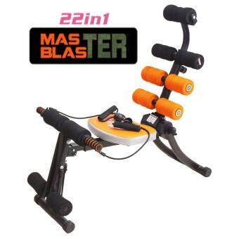 SellinCost Sit Up Bench Gym Bench New 22-in-1 Master Blaster withExercise String Ab Crunch Six packs