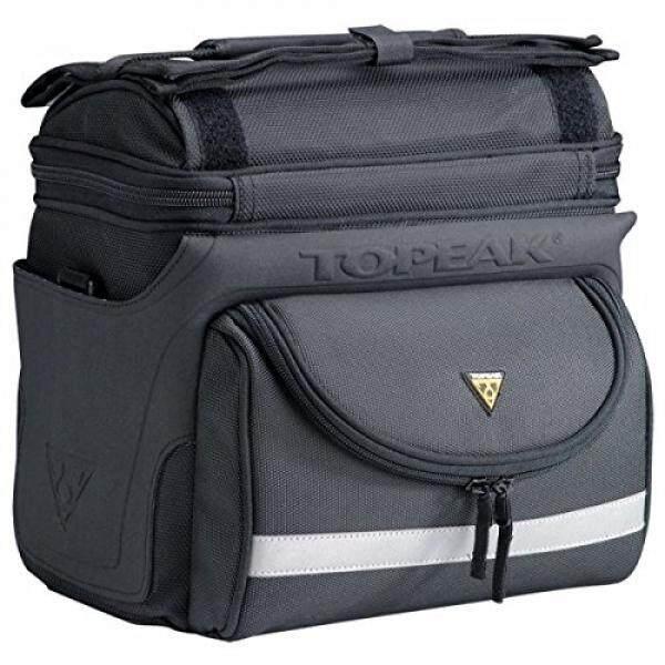 Topeak Tourguide DX II Handlebar Bag 7.7 Liter Black - intl