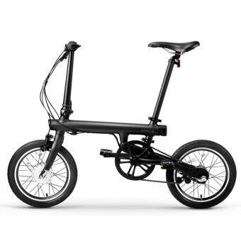 Xiaomi Qicycle Folding Electric Bike Black Lazada Malaysia
