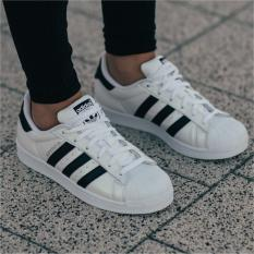 adidas White Superstar Shoes adidas NZ