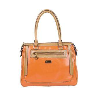 AR by Alfio Raldo AB-2056 Tote Bag Orange