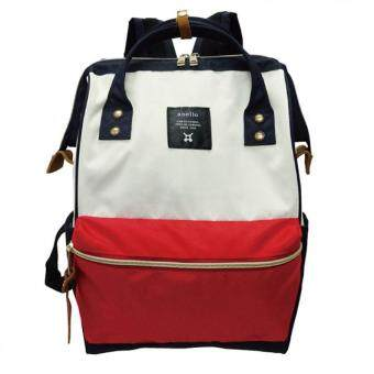 Authentic Anello Japan Imported Canvas Mini Size Unisex Backpack