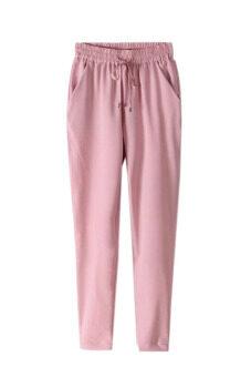 Buytra Harem Pants (Pink)