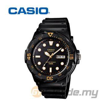 CASIO STANDARD MRW-200H-1EV Analog Mens Watch