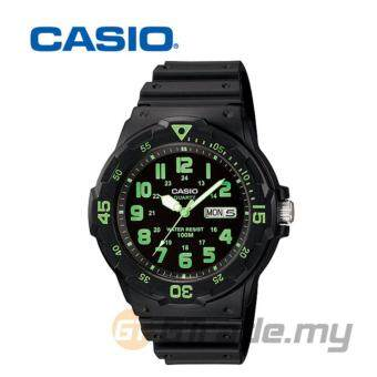 CASIO STANDARD MRW-200H-3BV Analog Mens Watch