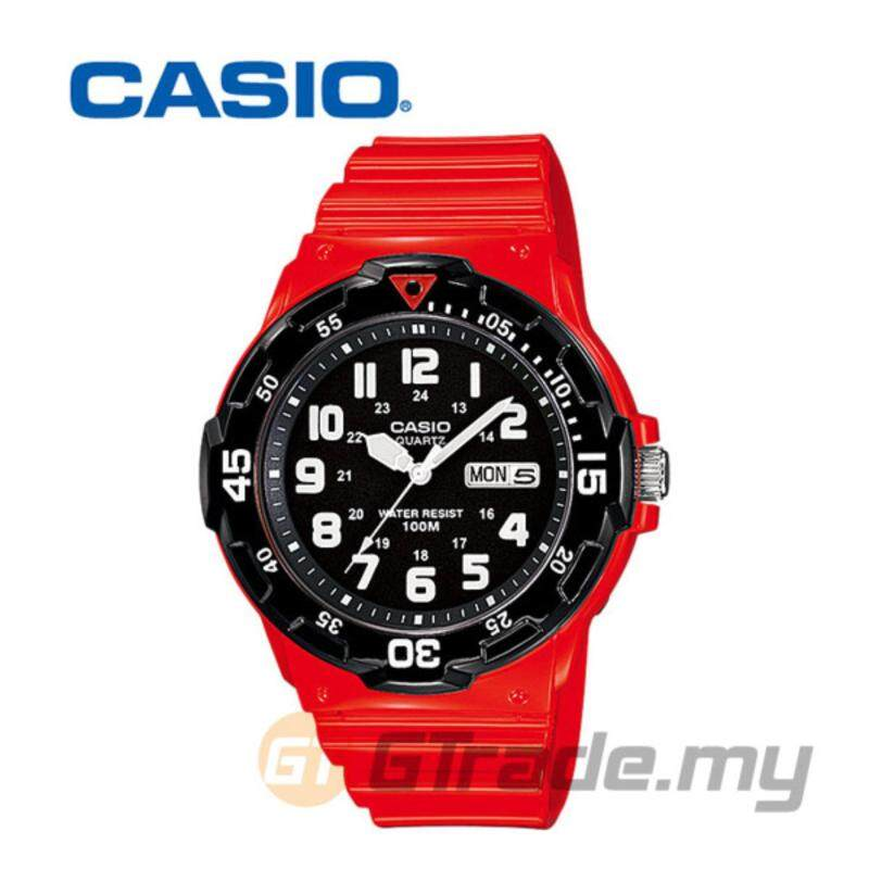 CASIO STANDARD MRW-200HC-4BV Analog Mens Watch Malaysia