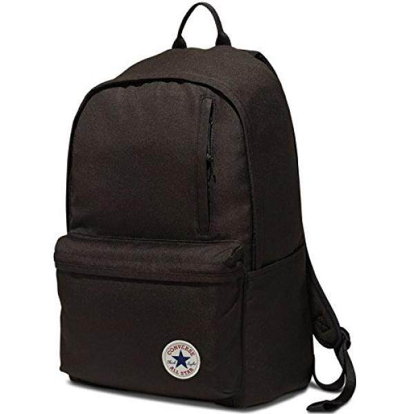Converse All Star Go Solid Colors Backpack, Black, One Size - intl