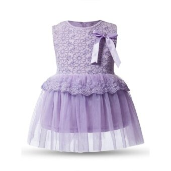 Girls Princess Dress Embroidery Flower Wedding Dress PageantBaptism Homecoming Party Dress Tutu Dress Formal Dress PrincessDress Lace Dress for Kids
