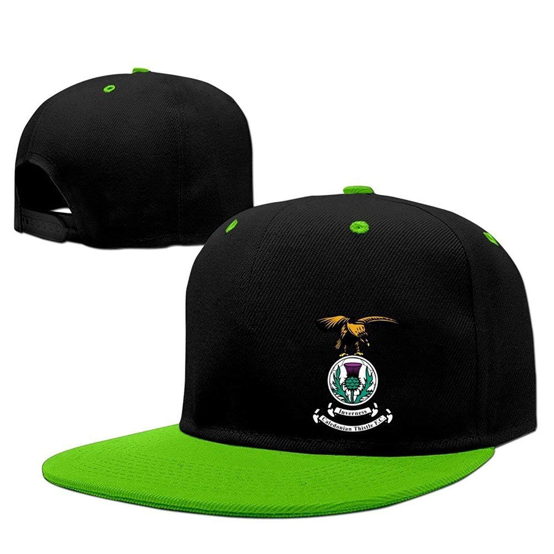 Inverness Caledonian Thistle Snapback Adjustable Hat One Size--RoyalBlue - intl