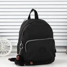 Hasil carian imej untuk Kipling Mini Backpack black