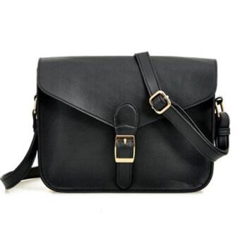 Kstyle Casual Sling Bag (Black) | Lazada Malaysia