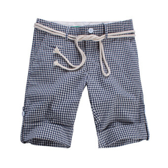 LOOESN Zn5 men summer thin shorts points pants