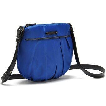 mango nylon cross body bag blue lazada malaysia. Black Bedroom Furniture Sets. Home Design Ideas