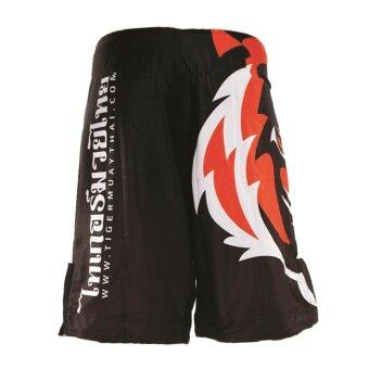 Muay Thai UFC MMA K1 Kongfu MMA Boxing tiger Beach Shorts loose andcomfortable breathable polyester fabric fitness competitiontraining shorts muay thai boxing mma