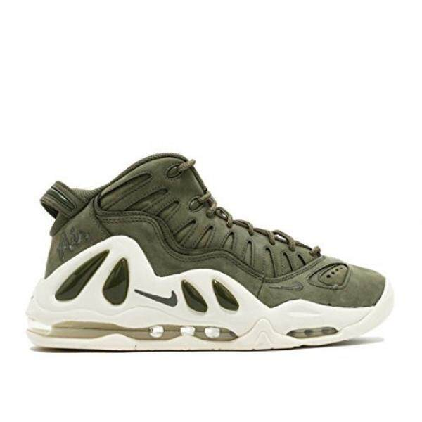NIKE Mens Air Max Uptempo 97, Urban Haze/Urban Haze - White, US - intl