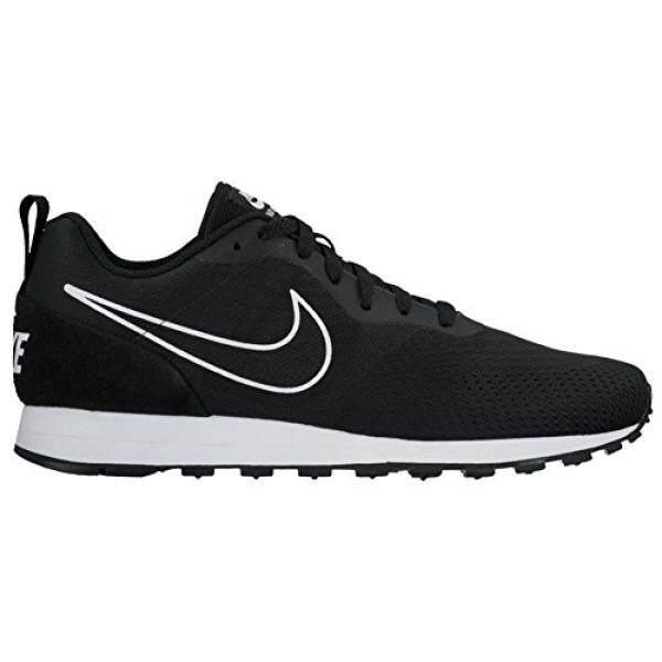 Nike Mens MD Runner 2 Mesh Shoe Black Size 11.5 M US - intl
