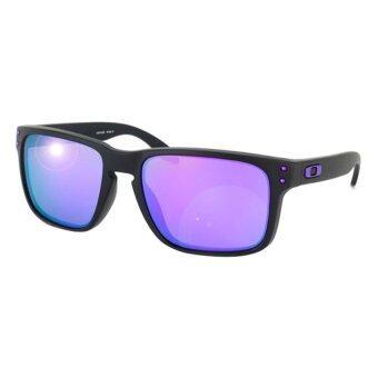 black oakley holbrook sunglasses ay24  Oakley Holbrook OO9102-26 Sunglasses Matte Black