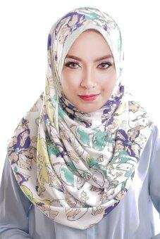 Owl By Nora Danish-BLOSSOM FOR US (Green)