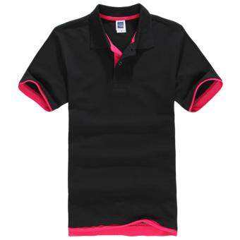 Plus Size XS-3XL New Men's Polo Shirt Men Women Unisex Short SleeveCotton Shirt Sports Golf Jerseys Mens Shirts Casual Breathable