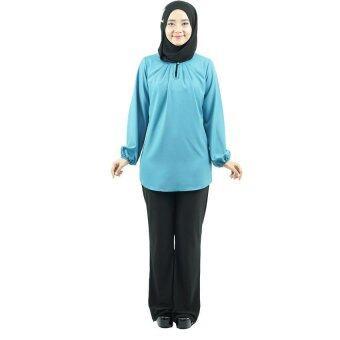 Rasa Sayang Risha Blouse - Turquoise