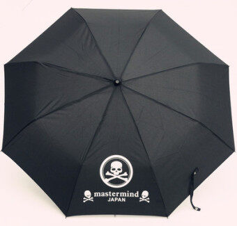 Tide brand mmj influx of people small evil anti-UV umbrella three folding umbrella