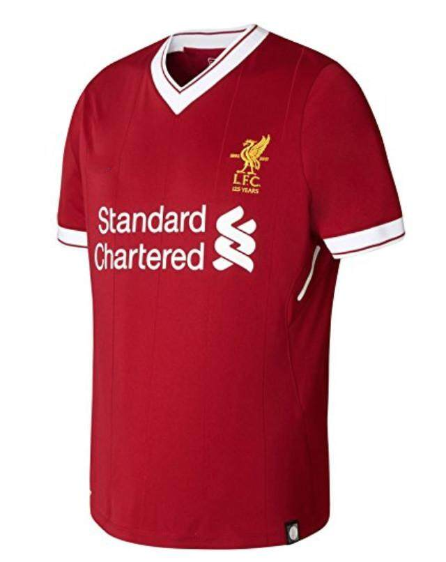 Top Quality LiverpoolFC Home Football Jersey for the 2017-18 Season - intl