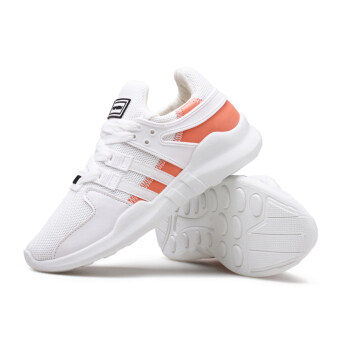 Ulzzang Korean-style New style student casual shoes athletic shoes (White)