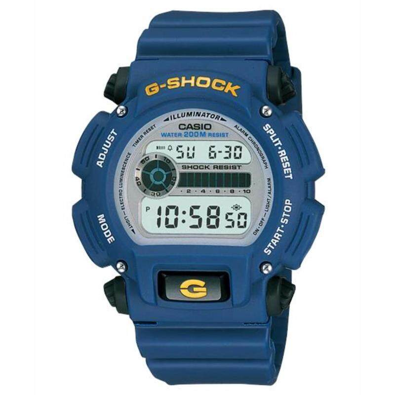 100% Original CASIO G-SHOCK DW-9052-2 Basic Malaysia
