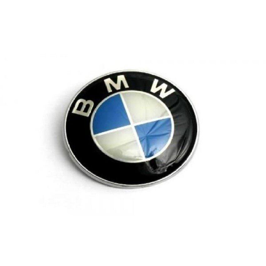 82mm BMW Trunk Hood Emblem Roundel Logo - intl