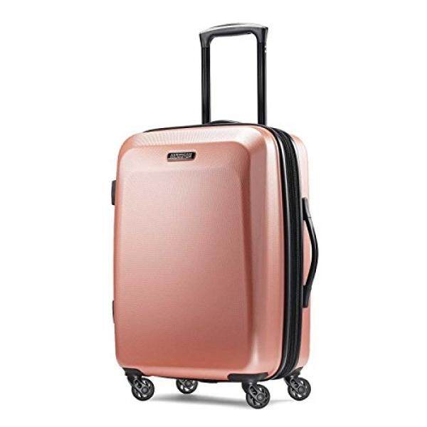 Amerika Tourister Moonlight Spinner 21, Mawar Emas-Internasional