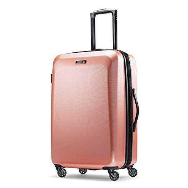 Amerika Tourister Moonlight Spinner 25, Mawar Emas-Internasional
