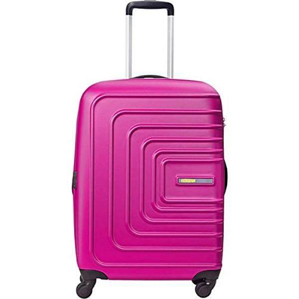 American Tourister Sunset Cruise Hardside 24, Pink Berry - intl