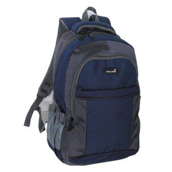 Barry Smith Laptop Backpack Blue Lazada Malaysia