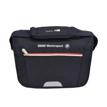 BMW Motorsports Messenger Bag- BMJ-105