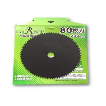 Brush Cutter / Lawn Mover / Grass Cutter Saw Blade For Small Tree(80 Teeth)-Japan