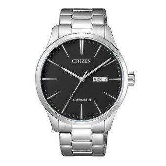 Citizen NH8350-83E Men Automatic Stainless Steel Analog Watch