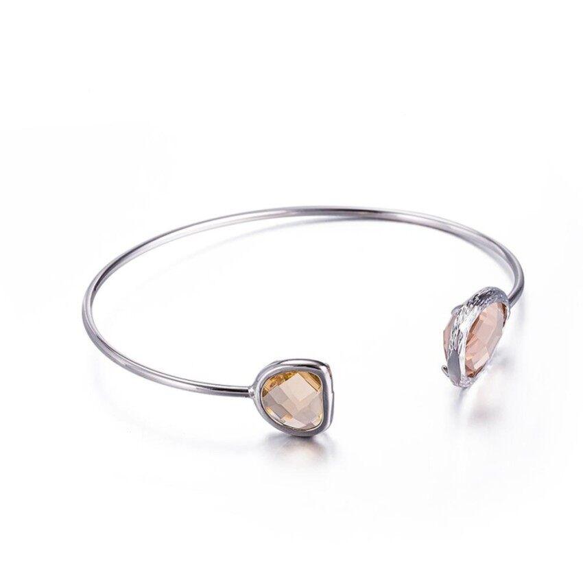 Cepat Jual Modis Eropa dan Amerika Baru Murni Coppercrystal Mutiara Gelang Perhiasan Tinggi-Akhir Produsen Specialwholesale-Internasional