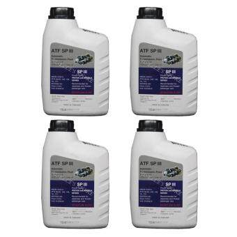 FUKUOKA atf auto transmission fluid oil sp3 1litre x 4pcs
