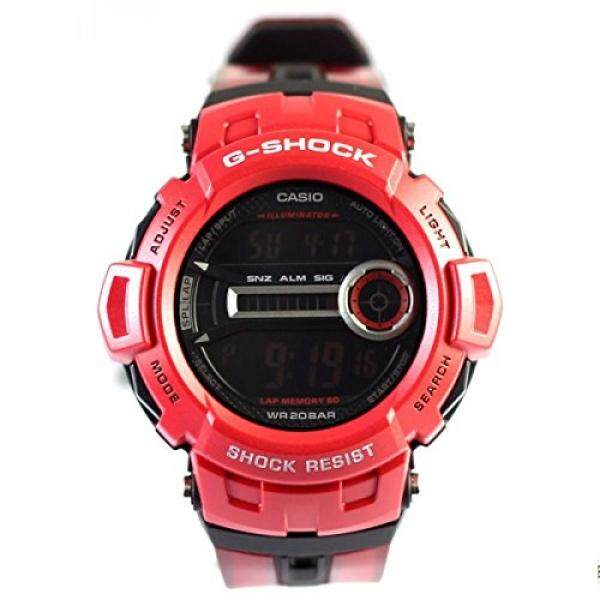 G-SHOCK 20 Bar Dual Time Black Dial Mens Watch # GD200-4-Intl