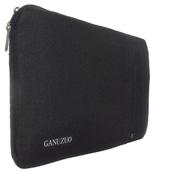GANUZUO Waterproof Laptop Sleeve for 13 - 13.3 Inch MacBook Pro,iPad Pro 12.9,MacBook Air,HP Dell Acer iPad or Tablet Case Bag Cover,Protective Bag Briefcase Handbag.