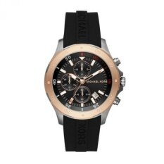 michael kors men s watches price in best michael kors gpl michael kors mens quartz stainless steel and silicone casual watch color black ship from usa