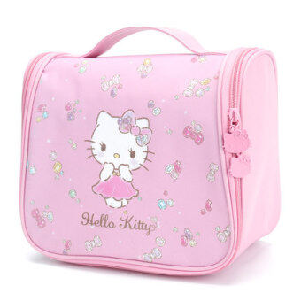 Hello Kitty travel special cosmetic bag