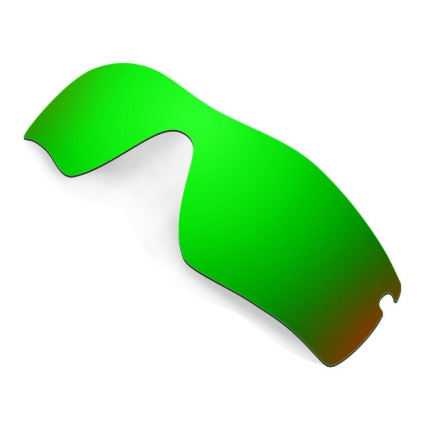 HKUCO Polarized Penggantian Lensa untuk Jalur Radar-Emerald GreenLenses-Intl