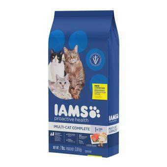 IAMS Proactive Health Multi-Cat Complete with Chicken & Salmon 200G