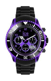 ICE chrono electrik - Black - Purple - Big Big
