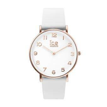 Ice-Watch-Ice City - White Rose-Gold - 36MM
