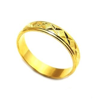 KLF Brenta Ladies Gold Ring