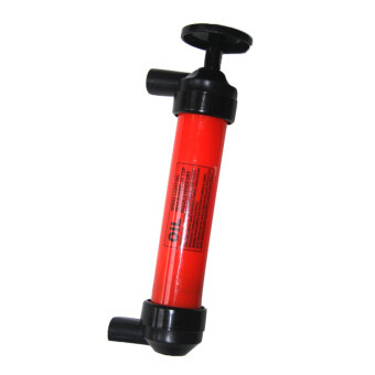 Manual Car Siphon Pump Pipe Oil Extractor Gas Liquid Water ChangeTransfer Hand Air Pumps