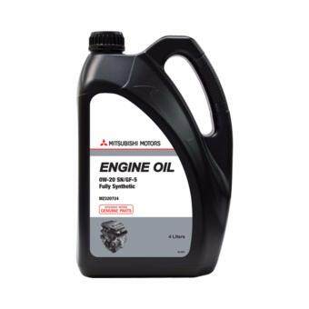 Mitsubishi 0W20 SN/GF-5 Fully Synthetic Engine Oil 4L