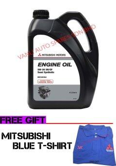Mitsubishi 5W/30 Semi Synthetic Engine Oil 4L